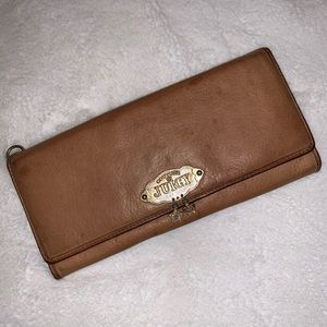 Vintage JUICY COUTURE Leather Wallet